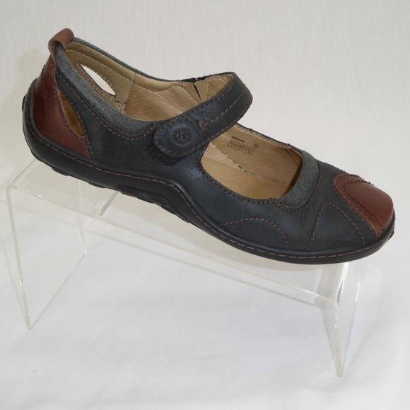 c20a21b7 Josef Seibel Shoes | Mary Jane Flats Size 38 026 | Poshmark